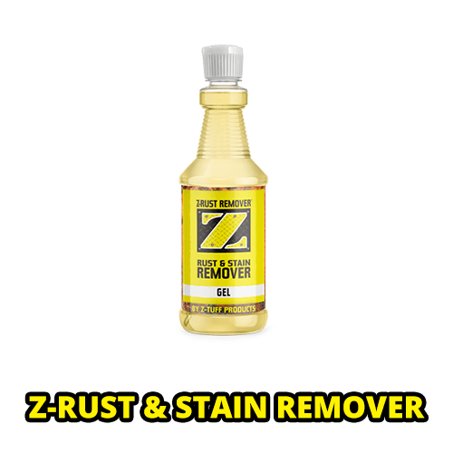 Z-Rust & Stain Remover Collection