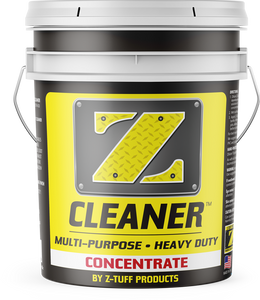 Z-Cleaner ™ Super Concentrate 5 Gallon Bucket
