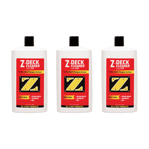 Z-Non Skid Deck Cleaner Bundle