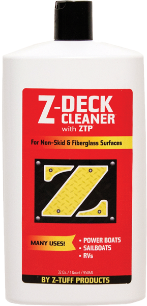 Z-Non Skid Deck Cleaner™