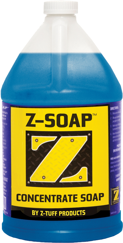 Z-Soap™ 1 Gallon Concentrated Soap