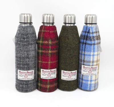 Male Harris Tweed Thermos Flasks