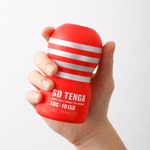 Tenga SD Deep Throat Original Vacuum Cup Alat Bantu Sex Pria Masturbasi