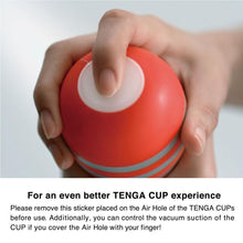 Tenga Air Cushion Original Vacuum Cup Alat Bantu Sex Pria Masturbasi
