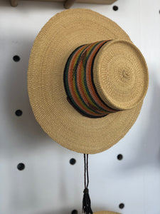 Ghanian Straw Hat
