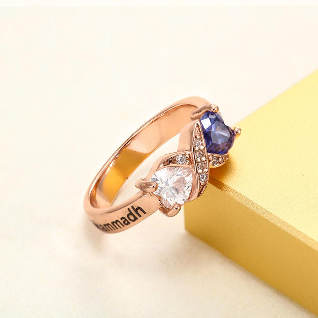 promise rings best gift for her stylish