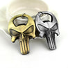 Skull Keychain Bottle Opended Halloween Accessories