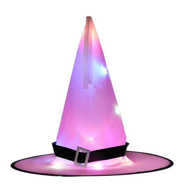 Lighted Witch Hats String Lights Battery Operated