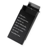Aluminum Alloy Cigarettes Box For Men Women Engraved Creative 20 Cigarettes Holder Storage