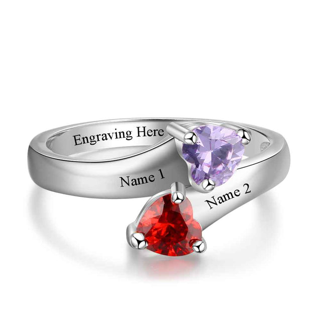 simple promise rings for girlfriend