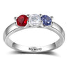mothers birthstone rings