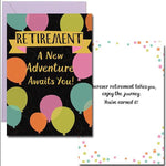 Retirement Card | Rubies Inc., Chatham, Ontario, Canada
