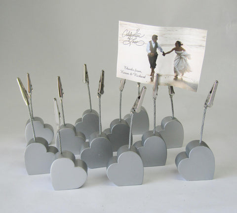 Heart Photo Clips (set of 12)