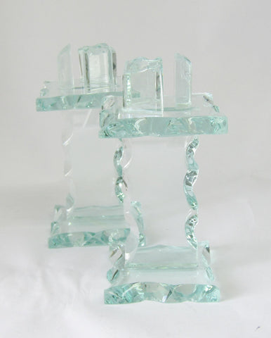 Broken Glass Candle Holders | Rubies Inc., Chatham, ON