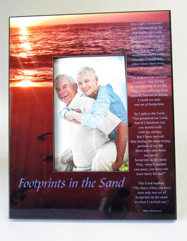 Full Colour Image Memorial Picture Frame | Rubies Inc., Chatham, ON