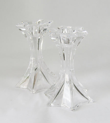 Crystal Star Candle Holders | Rubies Inc., Chatham, ON