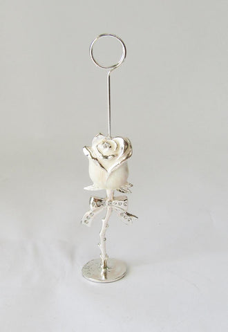 Rose Place Card or Photo Holder | Rubies Inc., Chatham, Ontario, CA