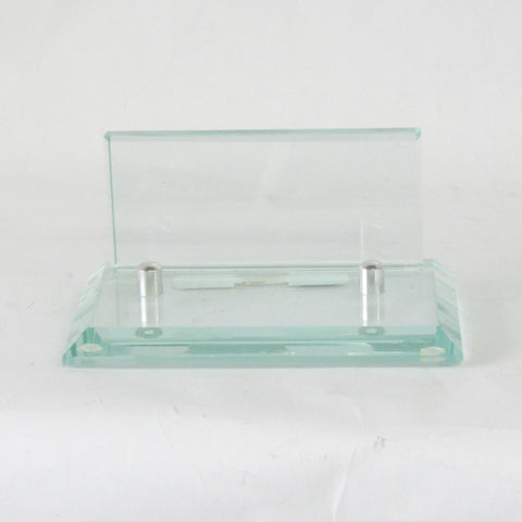 Beach Glass Card Holder | Rubies Inc., Chatham Ontario, CANADA