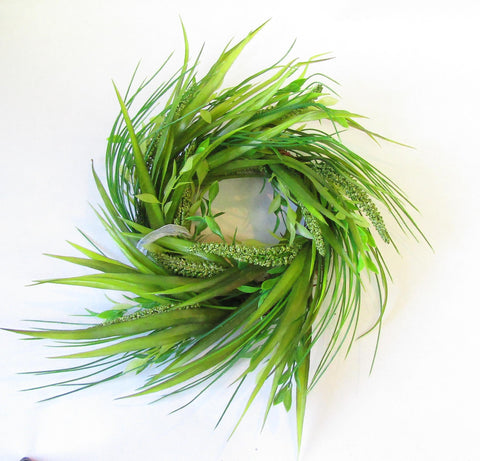 Wreath - Grass Wreath |Rubies Inc. Chatham, Ontario, Canada