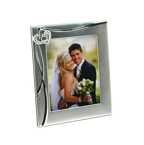 Double Heart Wedding Frame | Rubies Inc., Chatham Ontario, CANADA