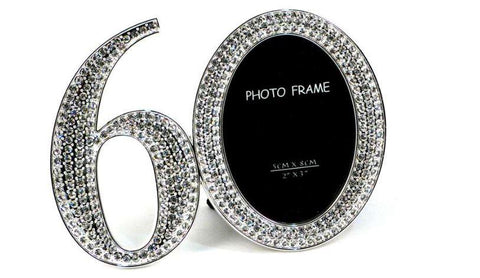 Numeral Picture Frame - 60 | Rubies Inc., Chatham, Ontario, Canada