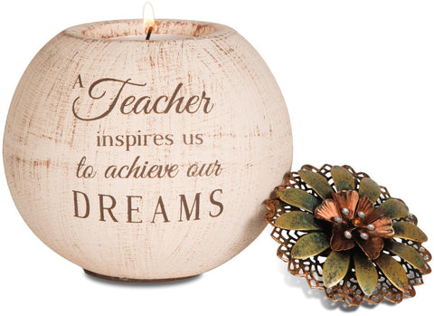 Teacher Candle Holder | Rubies, Chatham, Ontario, Canada
