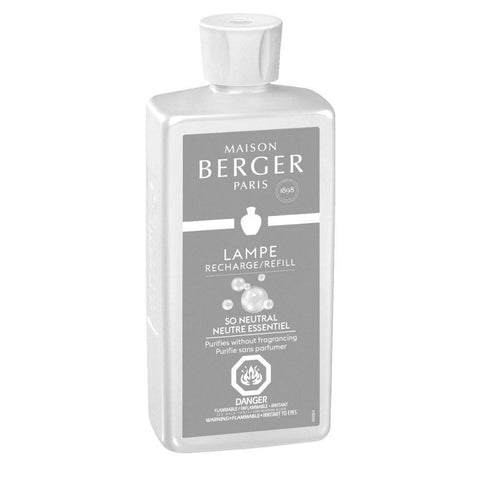 Lampe Berger 500mL Neutral | Rubies, Chatham, Ontario, Canada