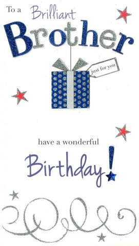 Brother ~ Birthday Card | Rubies, Chatham, Ontario, Canada