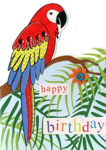 """Happy Birthday"" Card 
