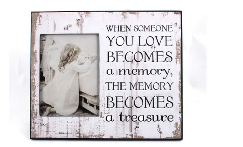Memorial Picture Frame | Rubies, Chatham, Ontario, Canada
