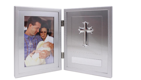 Hinged Cross Picture Frame | Rubies, Chatham, Ontario, Canada