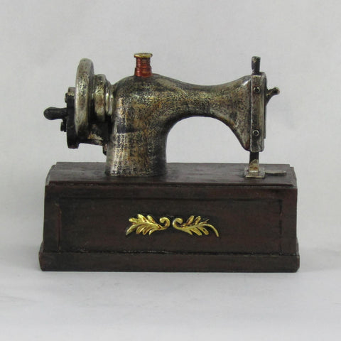Sewing Machine Figurine | Rubies Inc., Chatham Ontario, CANADA