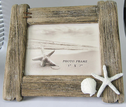 Starfish Picture Frame | Rubies Inc., Chatham, Ontario, Canada