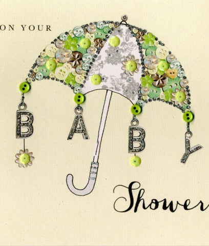 Baby Shower Card | Rubies, Chatham, Ontario, Canada