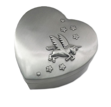 Heart Shaped Trinket Box | Rubies, Chatham, Ontario, Canada