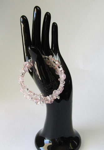 Bracelet - Pink Memory | Rubies Inc., Chatham, ON, CA
