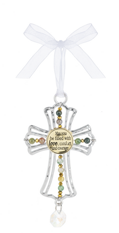 Filled With Love Cross Ornament | Rubies, Chatham, Ontario, Canada