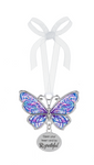Be Grateful Butterfly Ornament | Rubies, Chatham, Ontario, Canada