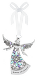 Strong and Courage Angel Ornament | Rubies, Chatham, Ontario, Canada