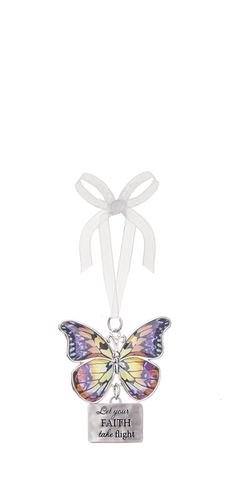 Faith Take Flight Butterfly Ornament | Rubies, Chatham, Ontario
