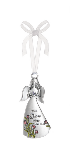 Ornament Angel With Brave Wings | Rubies Inc., Chatham, Ontario