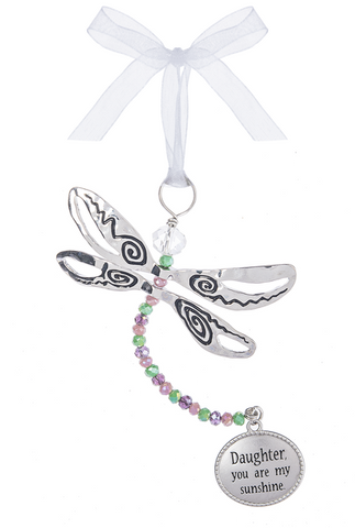 Ornament Dragonfly Daughter | Rubies Inc., Chatham, Ontario, Canada