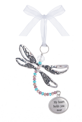 Ornament Dragonfly My Heart | Rubies Inc., Chatham, Ontario, Canada