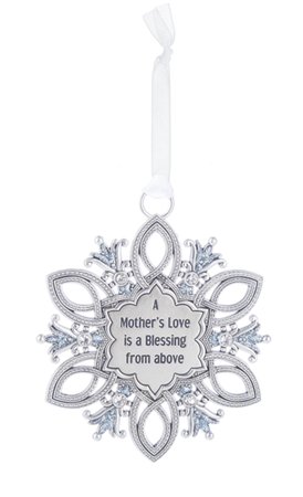Snowflake Ornament - Mother's Love | Rubies Inc., Chatham, Ontario, Canada