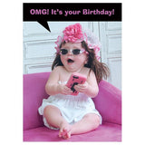 Birthday Card | Rubies Inc., Chatham, Ontario, Canada