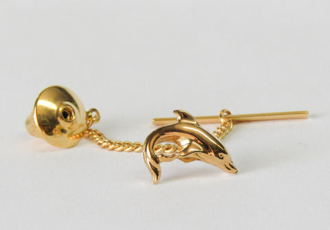 Dolphin Tie Tack | Rubies Inc., Chatham, Ontario, Canada
