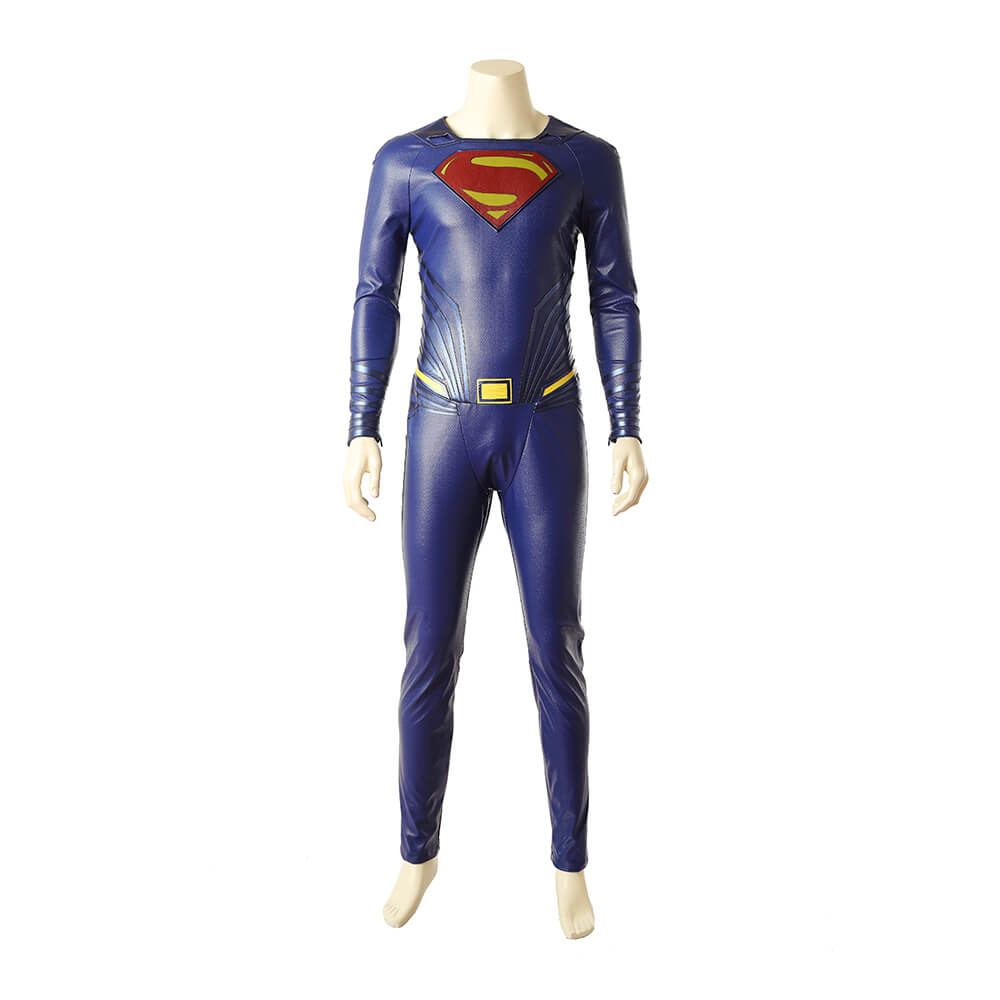 Justice League Superman Cosplay Costume-2018 DC Movie - CosGoGo