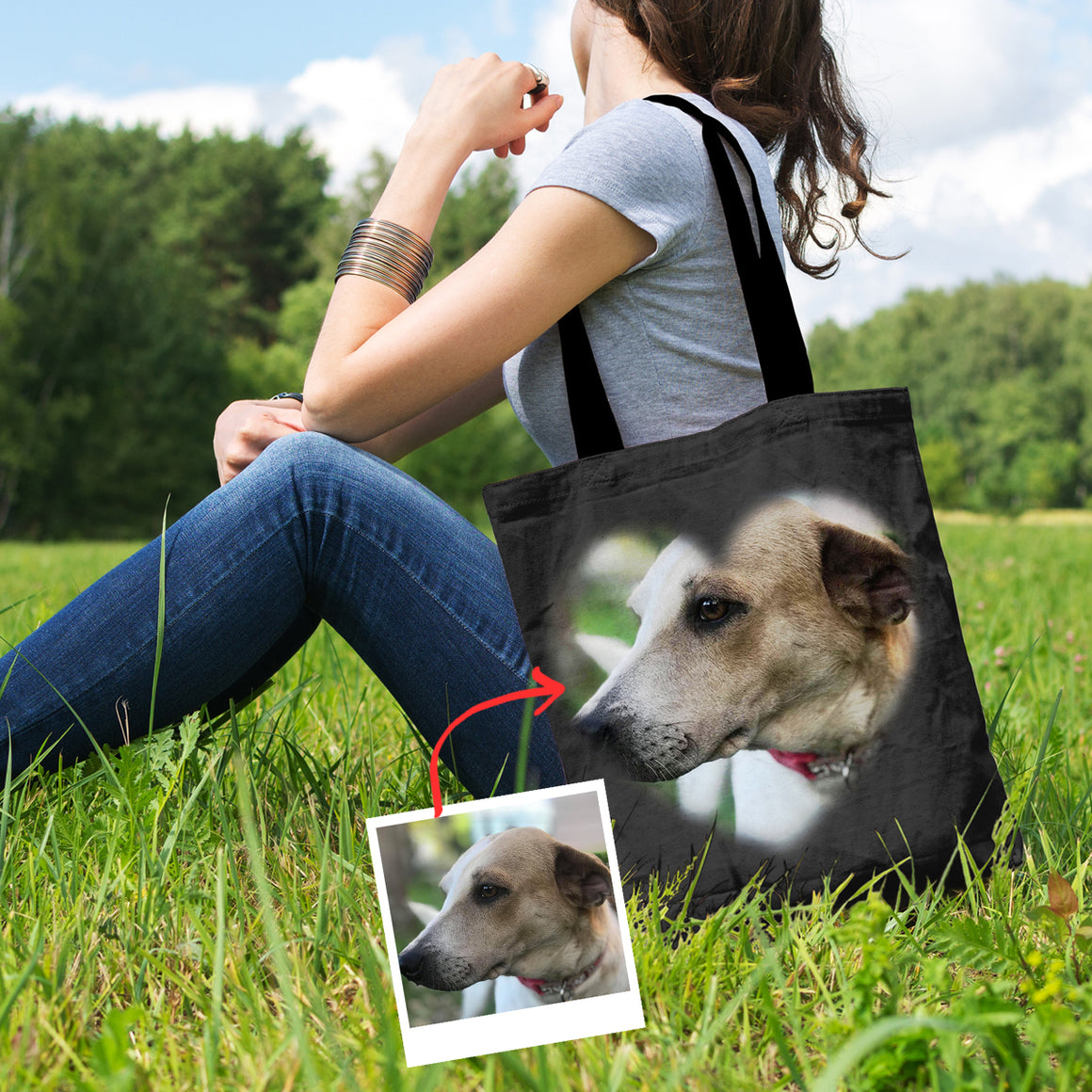 Personalized - Doggie Love Bag Collection