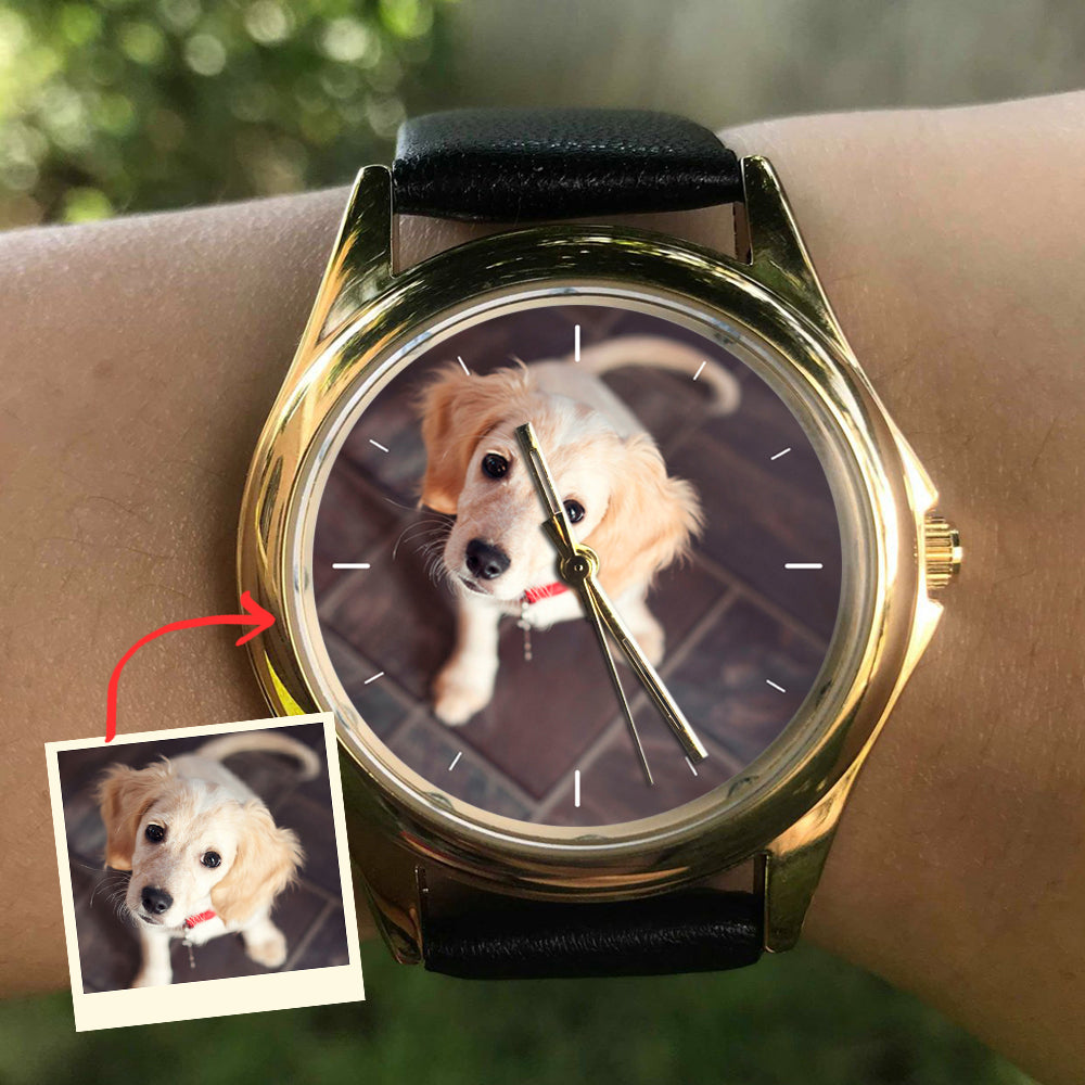 Personalized Family Dog Watch