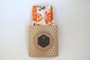 Bee Green Wrap - Veg & Fruit Lunch Set